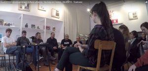 Table-ronde «Nouveaux Espaces des Cultures Urbaines»
