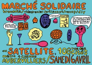Marché populaire Solidaire