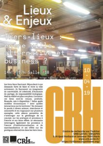 Tiers-lieux : entre ville alternative et business ?