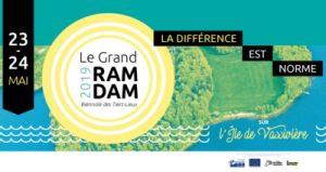 La différence est norme : Grand Ramdam des Tiers-Lieux 2019