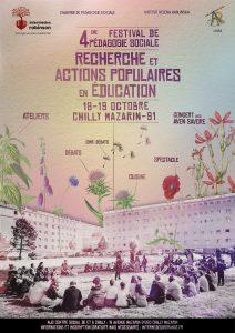 Journées de formation Recherche Actions et Éducation Populaire