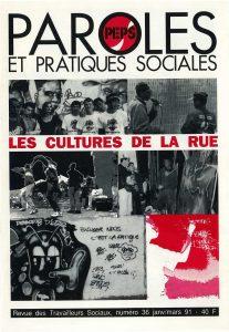 Les cultures de la rue