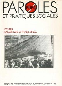Malaise dans le travail social