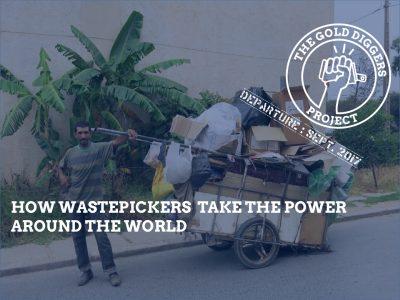 The Gold Diggers Project : à la rencontre des recycleurs de rue dans le monde