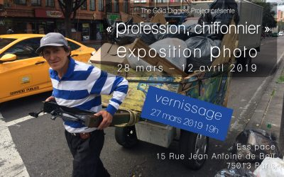 « Profession, chiffonnier » : vernissage de l'exposition