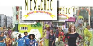 Présentation du livre «Mix & Chic Barbès Château Rouge»