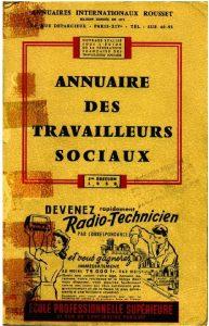 Colloque «Le mythe du travailleur social unique» (Pierrefitte-93)