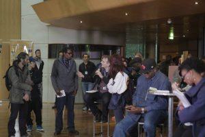 Recherche-action «Épopée hip-hop,  quand les acteurs prennent la parole»
