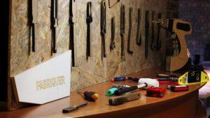 Fablab'in Pays de la Loire, «Artisanat et travail : ce qui s'invente»