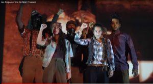 Le corps politique de la danse hip-hop