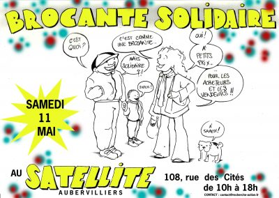 Marché solidaire