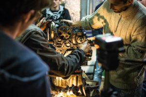 Autofabrication
